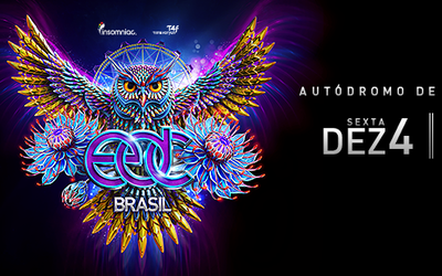 EDC anuncia data das vendas e valor dos ingressos