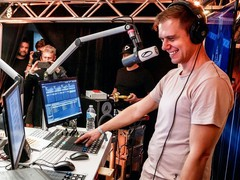 "Armin van Buuren lança novo canal exclusivo no SiriusXM: ""A State of Armin"""