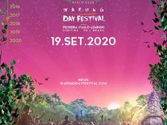 Warung Day Festival é adiado para setembro