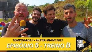 Play BPM Fitness #005 - Nicky Romero Ultra 2014 - TREINO B com Gui Fransciscon