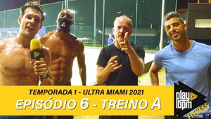 Play BPM Fitness #006​ - Above & Beyond Ultra 2017 - TREINO A com Augusto Rocha