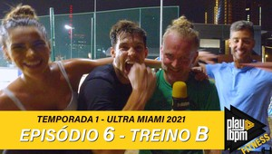Play BPM Fitness #006​ - Above & Beyond Ultra 2017 - TREINO B com Nay Lima