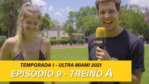 Play BPM Fitness #009​ - Kaskade Ultra 2016 - TREINO B