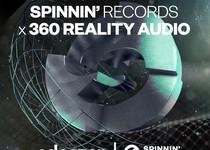 Spinnin' Records e Deezer unidas em playlist com 360 Reality Audio