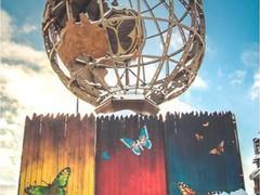 Tomorrowland Winter: localização dos palcos